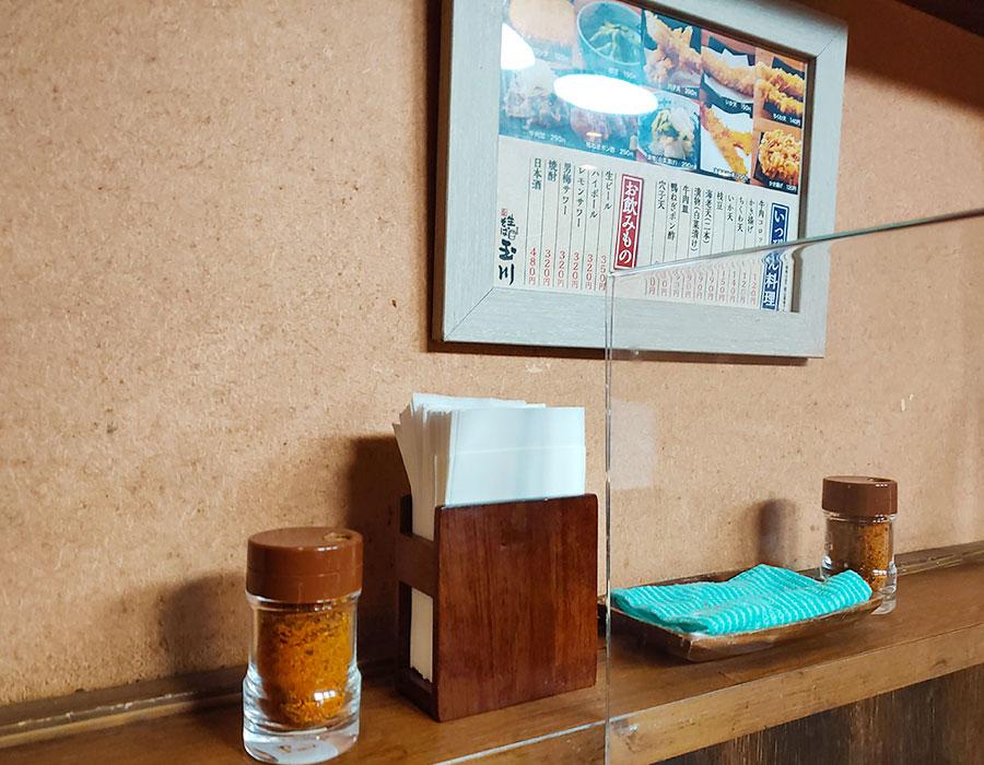 [生そば玉川]牛丼(500円)[池袋]